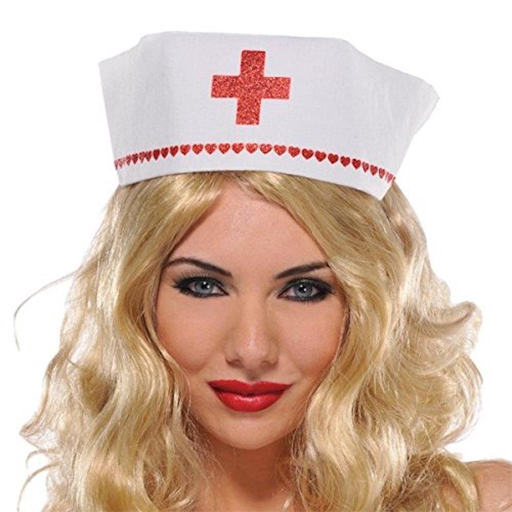 Elle Driver Costume - Kill Bill - Elle Driver Nurse Outfit - Elle Driver Nurse Cap