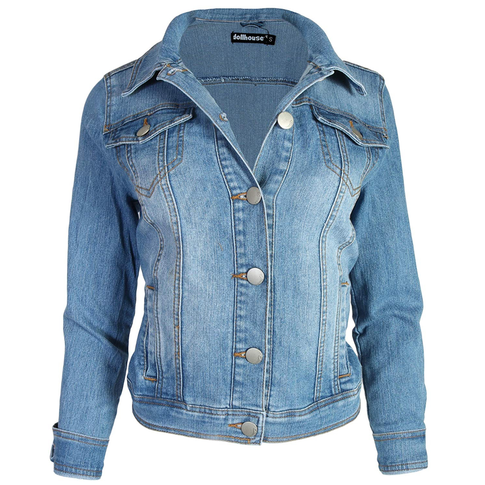 Hermione Granger Costume - Harry Potter - Hermione Granger Denim Jacket