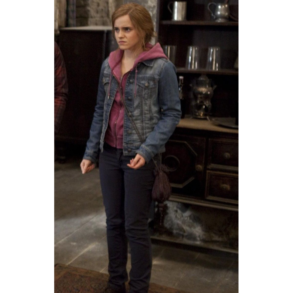 Hermione Granger Costume - Harry Potter - Hermione Granger Jeans