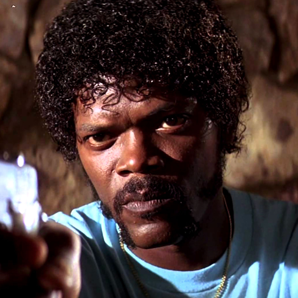 Jules Winnfield Costume - Pulp Fiction - Jules Winnfield Hair
