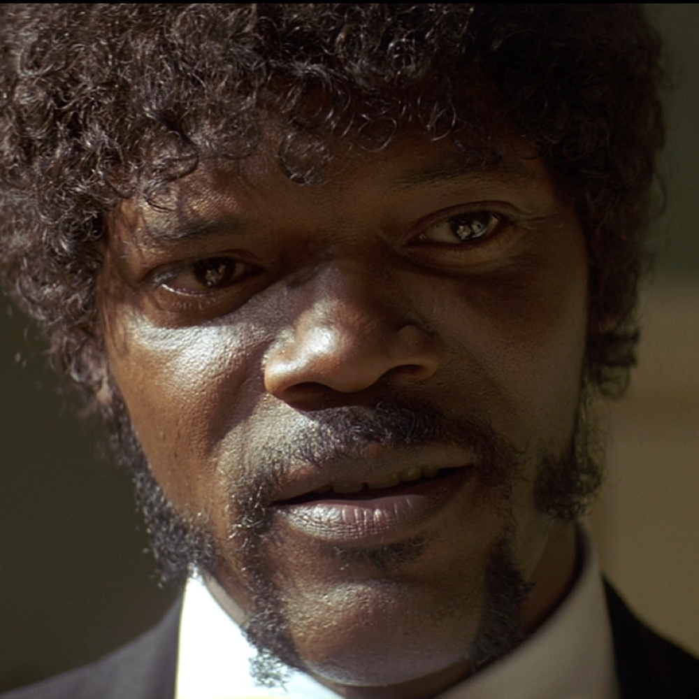 Jules Winnfield Costume - Pulp Fiction - Jules Winnfield Mustache