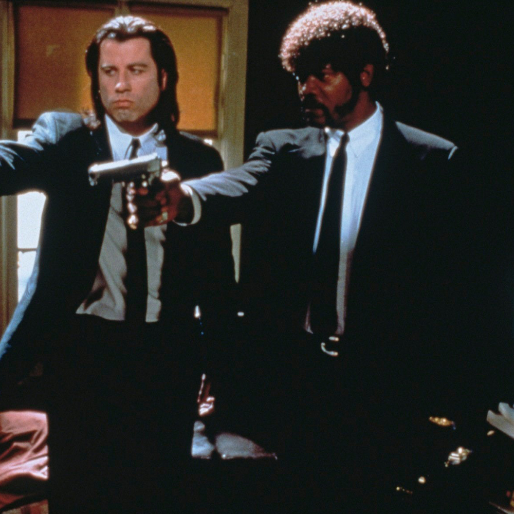 Jules Winnfield Costume - Pulp Fiction - Jules Winnfield Shirt