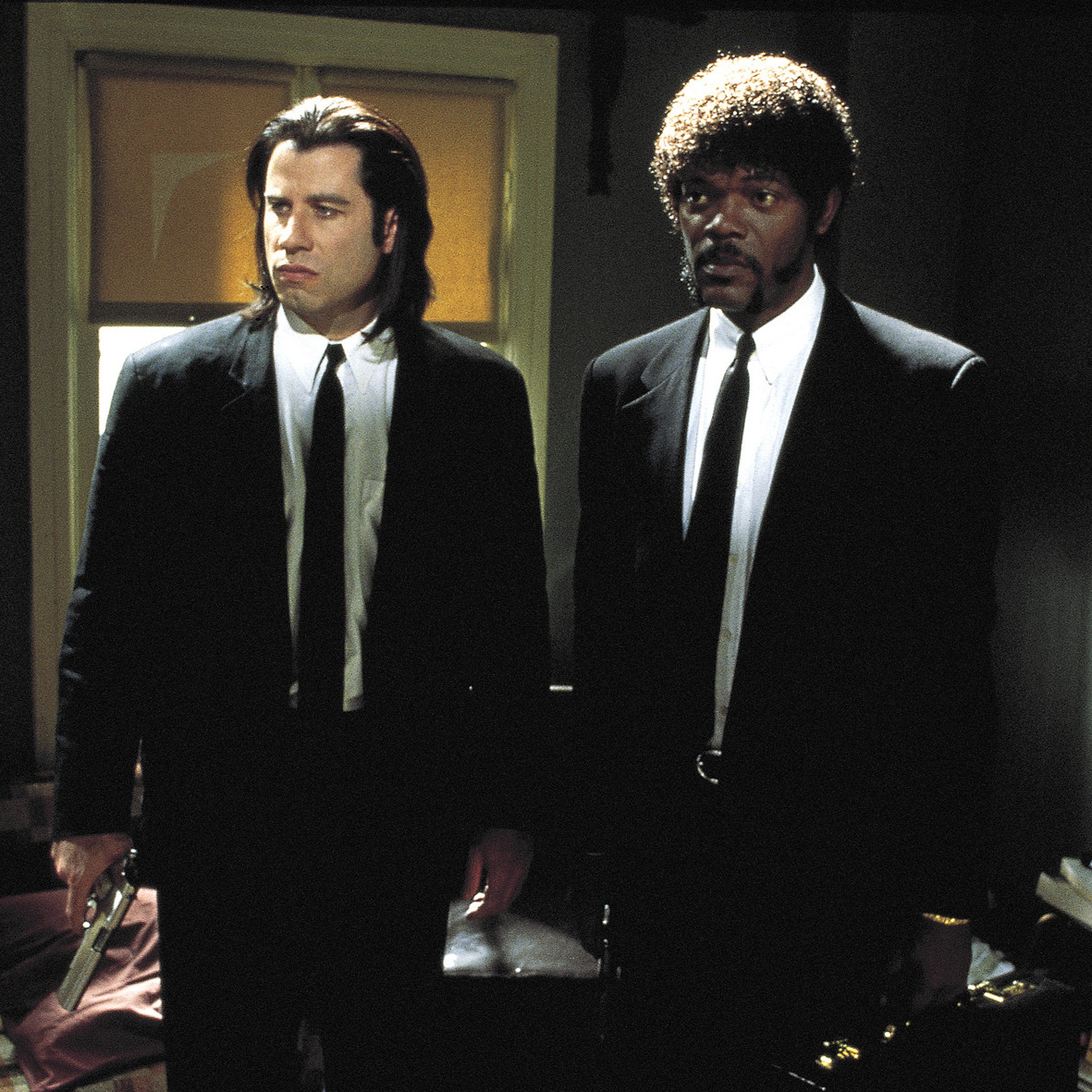 Jules Winnfield Costume - Pulp Fiction - Jules Winnfield Suit