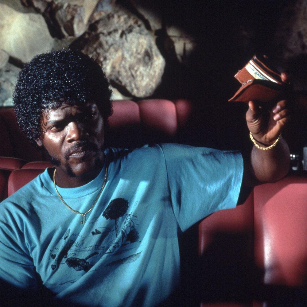 Jules Winnfield Costume - Pulp Fiction - Jules Winnfield Wallet