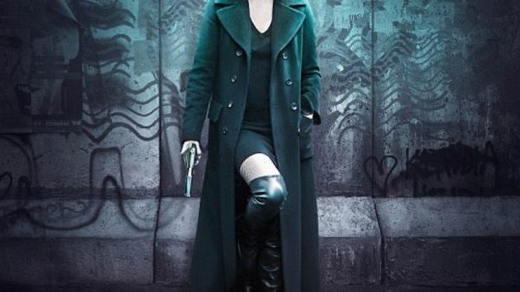 Lorraine Broughton Costume - Atomic Blonde Costume - Lorraine Broughton Cosplay