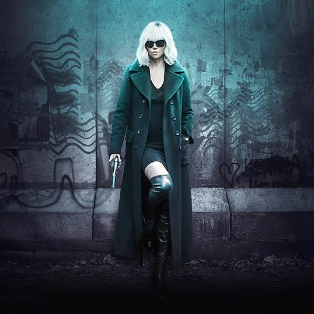 Lorraine Broughton Costume - Atomic Blonde Costume - Lorraine Broughton Dress