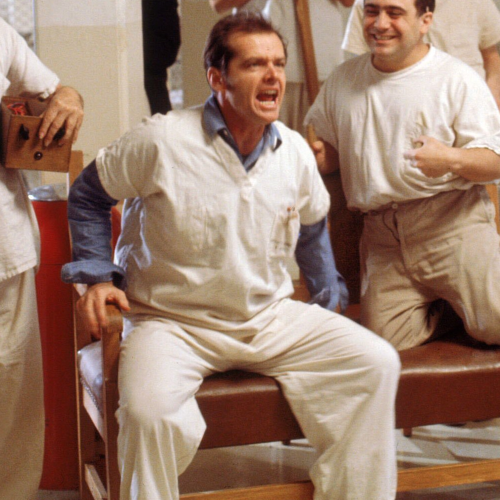 Randle McMurphy Costume - One Flew Over The Cuckoo's Nest - Randle McMurphy Pants