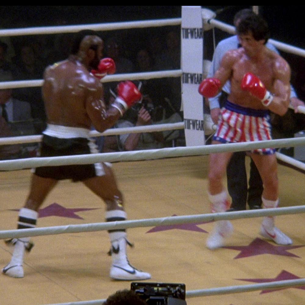 Rocky Balboa Costume - Rocky - Rocky Balboa Boxing Boots