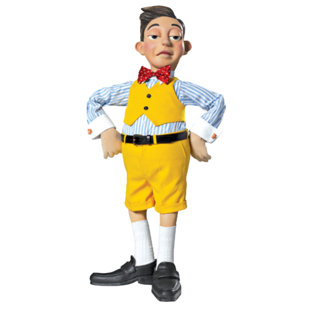 Stingy Costume - Lazy Town - Stingy Shorts