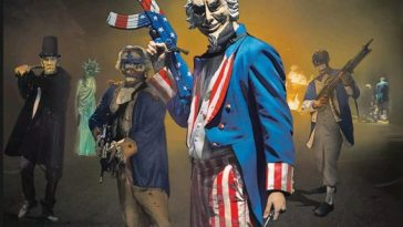 Uncle Sam Costume - The Purge: Election Year - Uncle Sam Cosplay