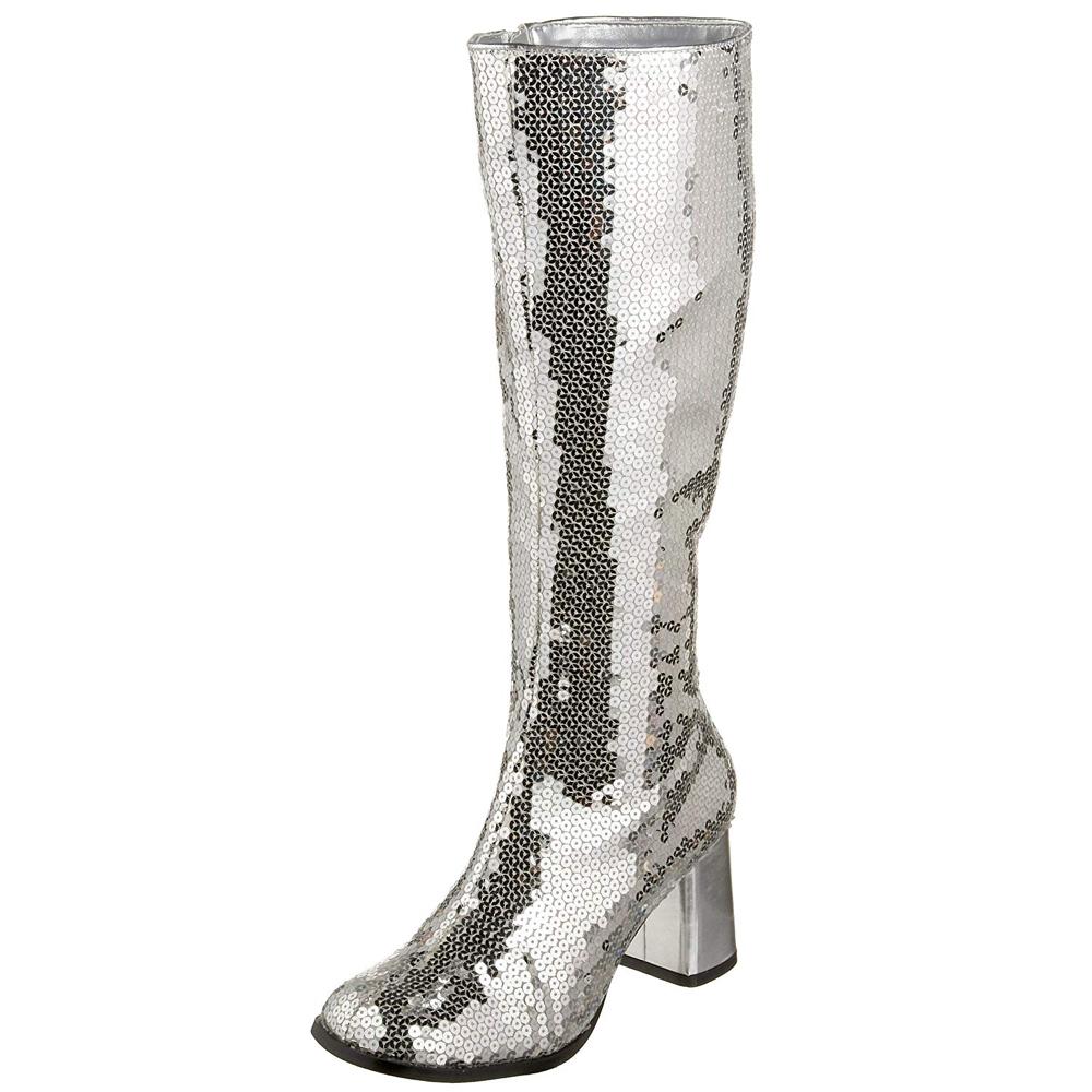 Vanessa Kensington Costume - Austin Powers - Vanessa Kensington Knee High Boots