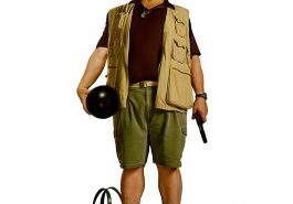 Walter Sobchak Costume - The Big Lebowski - Walter Sobchak Cosplay