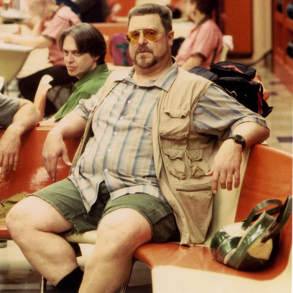Walter Sobchak Costume - The Big Lebowski - Walter Sobchak Shorts