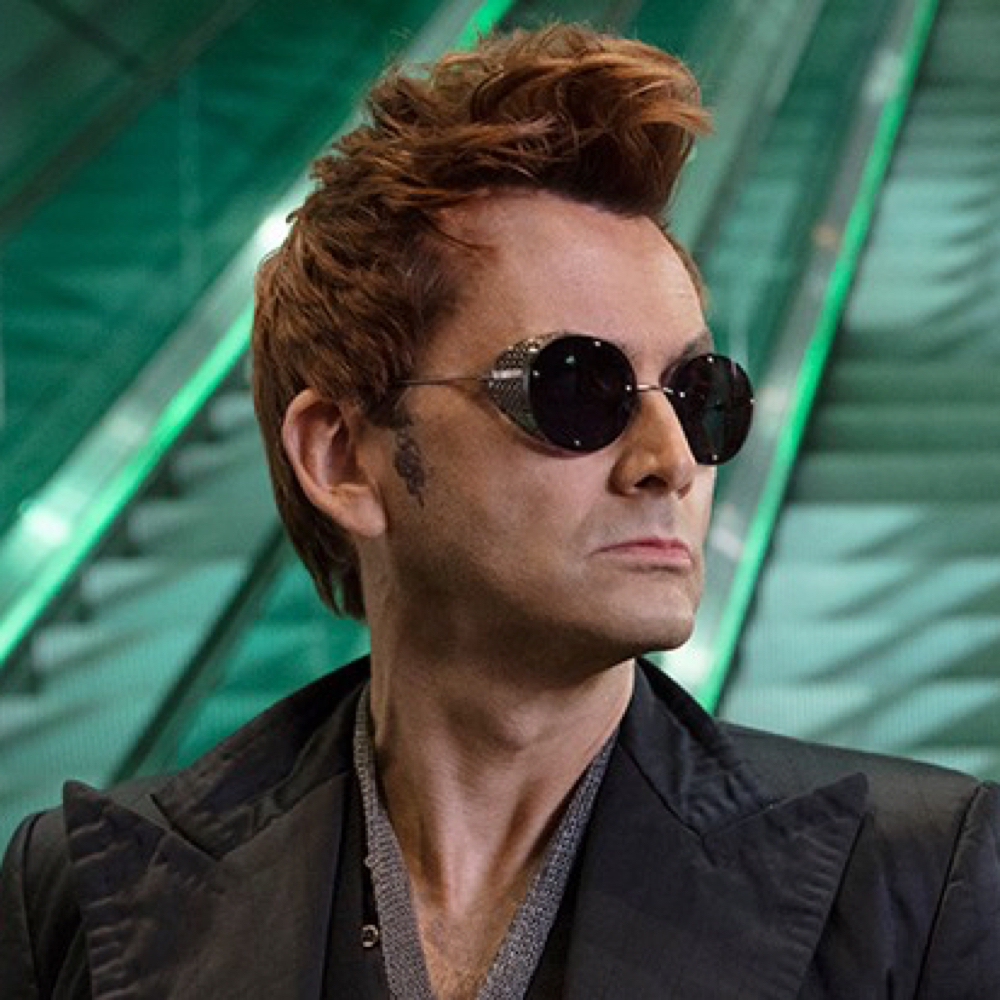 Crowley Costume - Good Omens - Crowley Sunglasses
