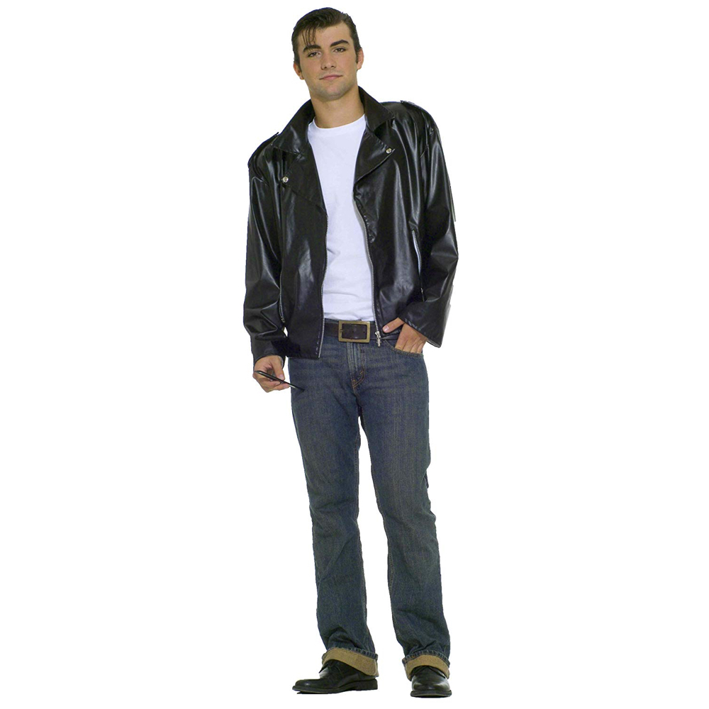 Danny Zuko Costume - Grease Fancy Dress - Danny Zuko Jacket