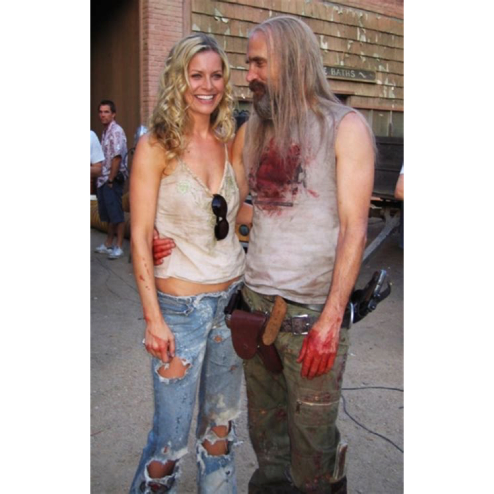 Baby Firefly Costume - The Devils Rejects - Baby Firefly Jeans