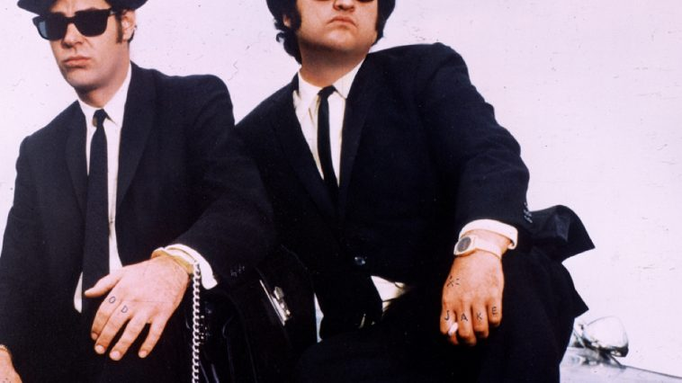Blues Brothers Costume - Jake and Elwood Fancy Dress - Blues Brothers Cosplay