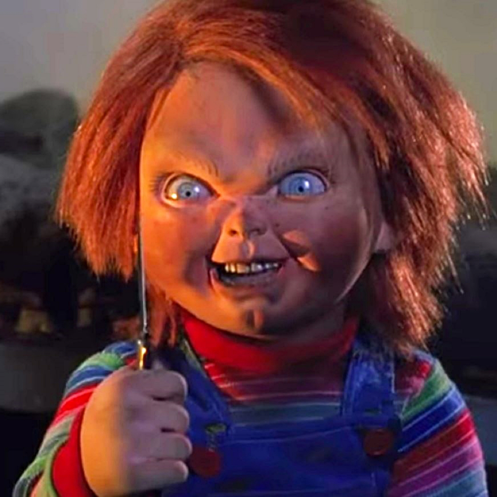 Chucky Costume - Child's Play Fancy Dress - Chucky Knife