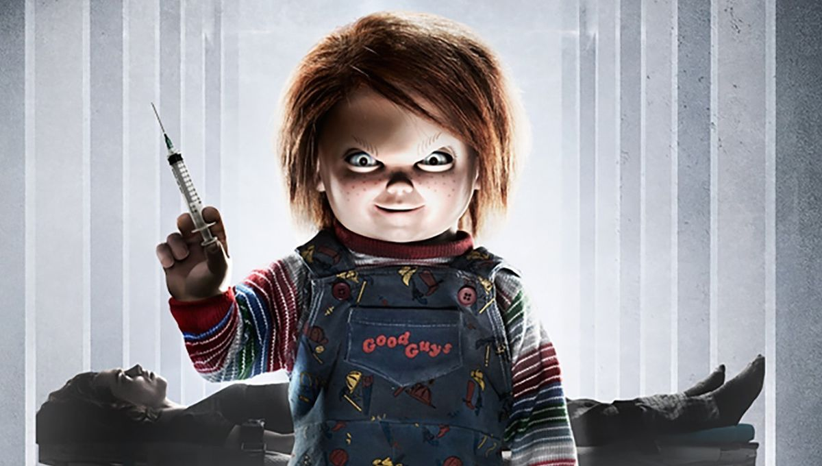 Chucky Costume - Child's Play Fancy Dress - Chucky Sweater