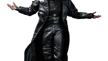 Eric Draven Costume - The Crow Costume - The Crow Fancy Dress - Eric Draven Cosplay