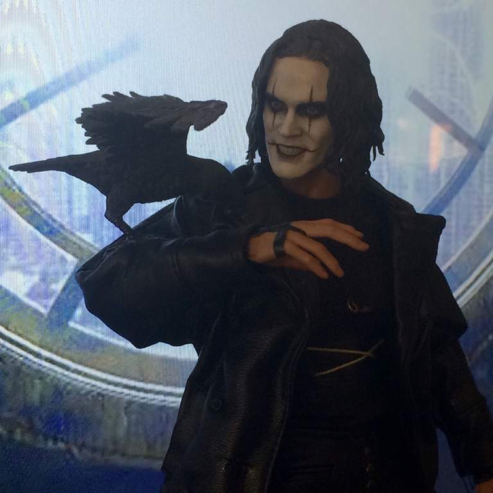 Eric Draven Costume - The Crow Costume - The Crow Fancy Dress - Eric Draven Crow