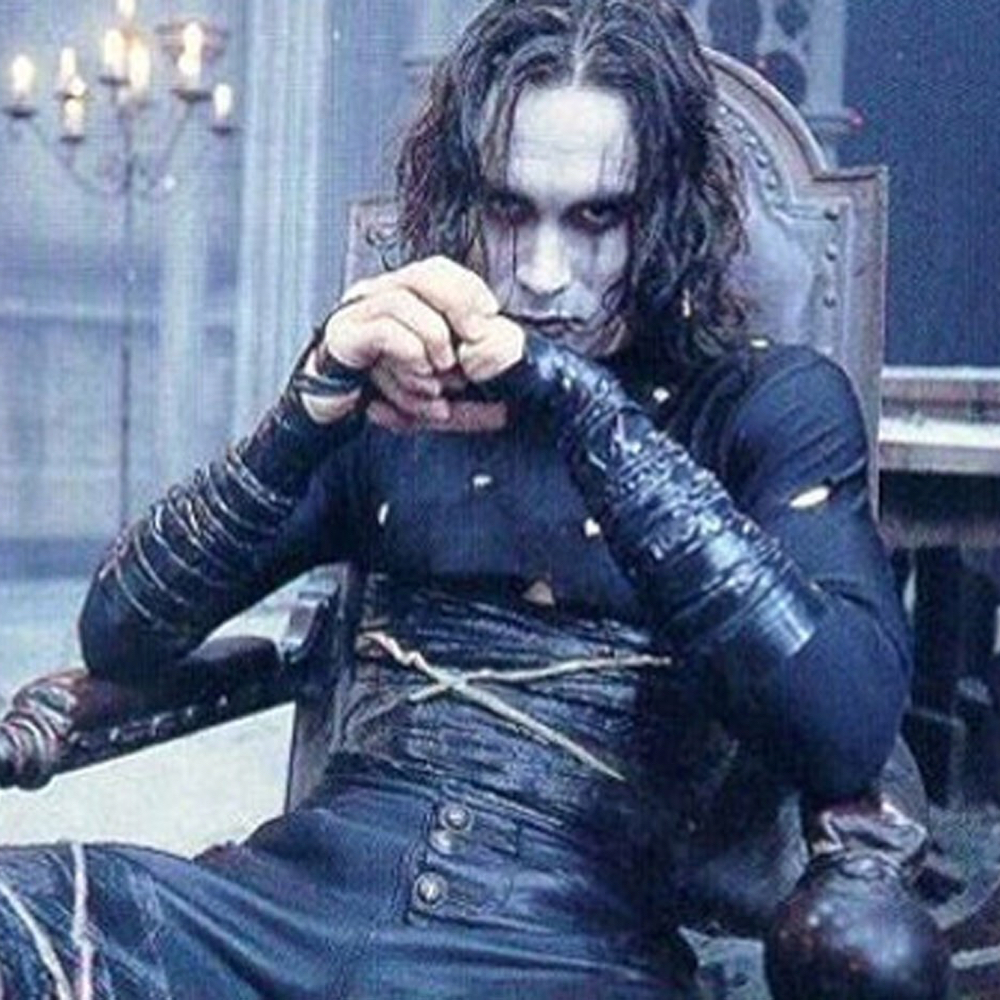 Eric Draven Costume - The Crow Costume - The Crow Fancy Dress - Eric Draven Top