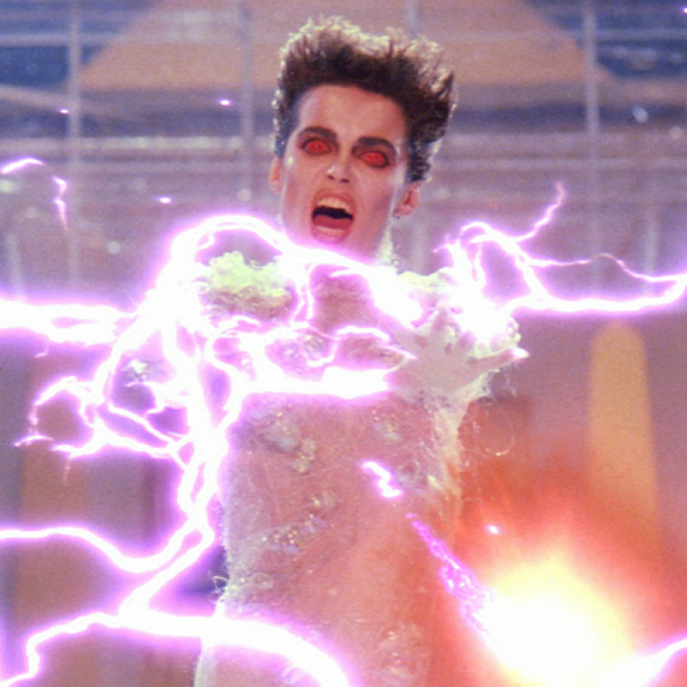 Gozer Costume - Ghostbusters Fancy Dress - Gozer Contact Lenses