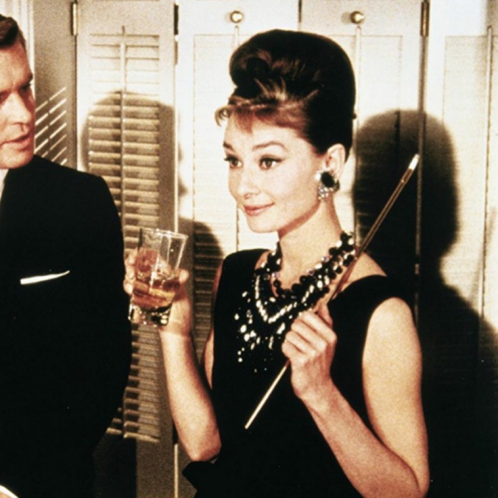 Holly Golightly Costume - Breakfast at Tiffany's Fancy Dress - Holly Golightly Cigarette Holder