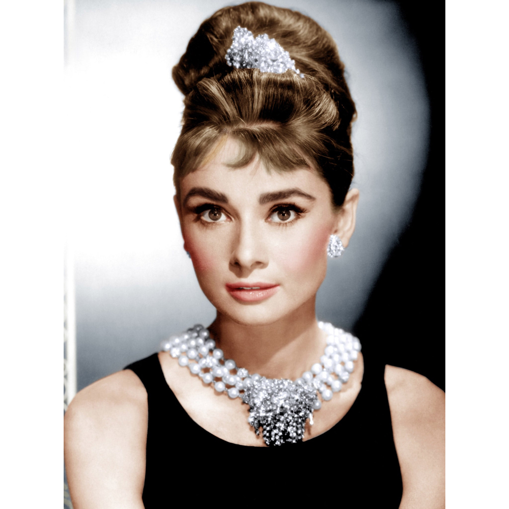 Holly Golightly Costume - Breakfast at Tiffany's Fancy Dress - Holly Golightly Necklace