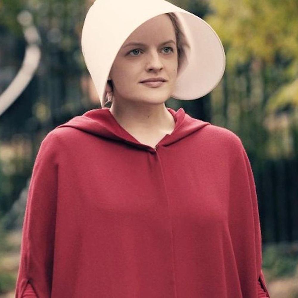 June Osborne Costume - The Handmaid's Tale Fancy Dress - June Osborne Bonnet