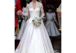 Kate Middleton Bride Costume - Kate Middleton Fancy Dress - Kate Middleton Cosplay