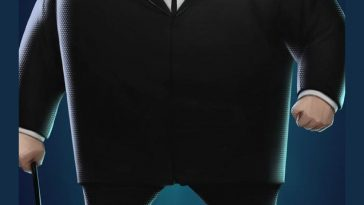 Kingpin Costume - Into The Spider Verse Fancy Dress - Kingpin Cosplay