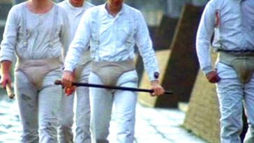 Droog Costume - A Clockwork Orange Fancy Dress - Droog Cosplay