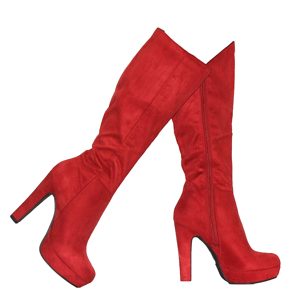 Mallory Knox Costume - Natural Born Killers Fancy Dress - Mallory Knox Red Boots
