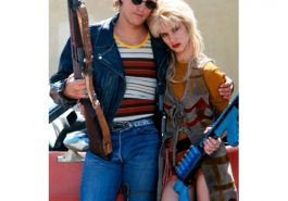Mickey Knox Costume - Natural Born Killers Fancy Dress - Mickey Knox Cosplay
