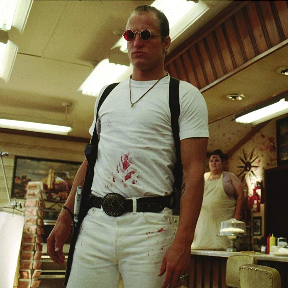 Mickey Knox Costume - Natural Born Killers Fancy Dress - Mickey Knox T-Shirt