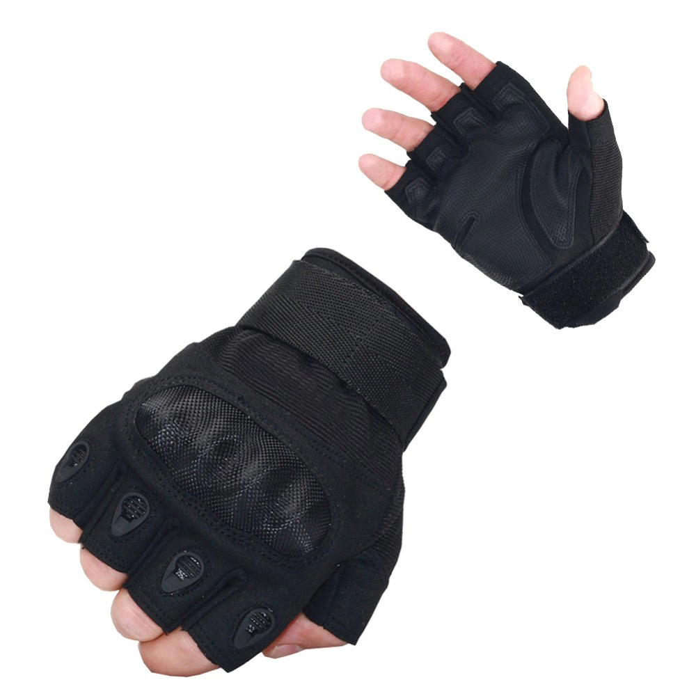 Nero Costume - Devil May Cry 5 Fancy Dress - Nero Fingerless Gloves