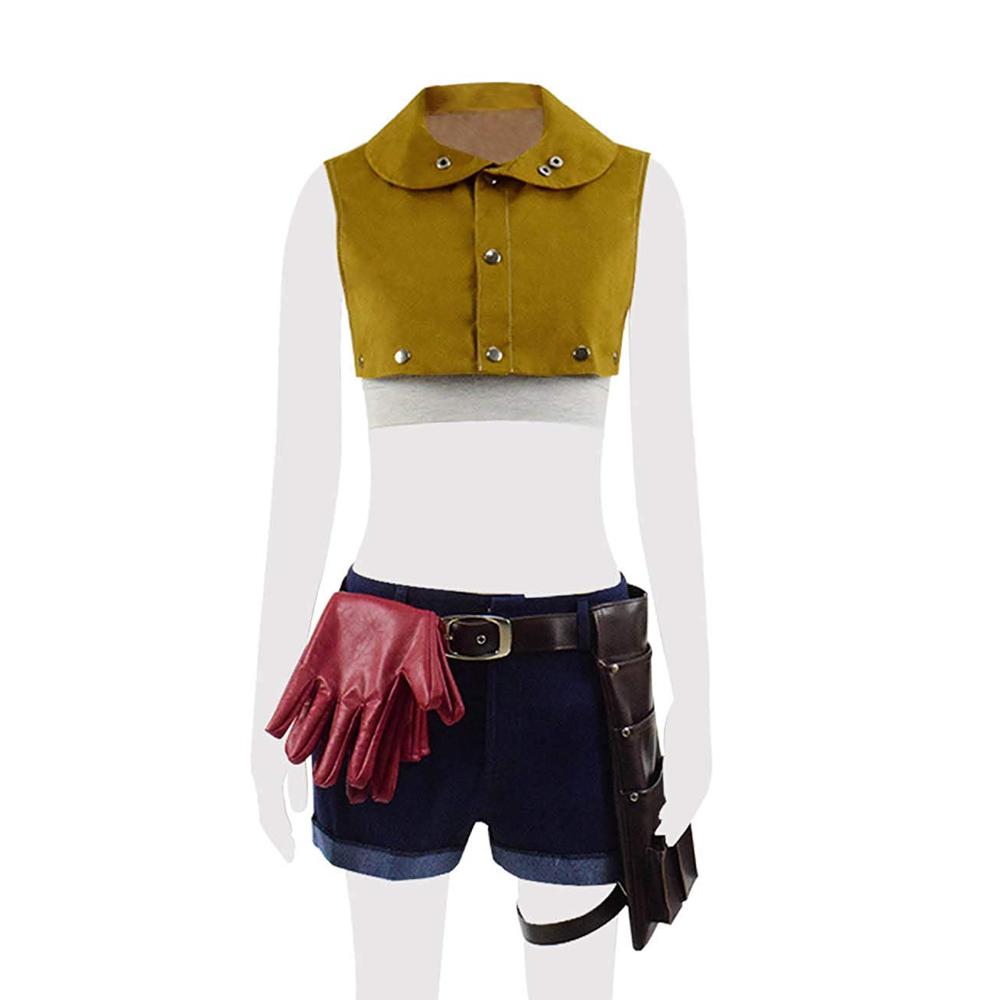 Nico Goldstein Costume - Devil May Cry 5 Fancy Dress - Nico Goldstein Jacket