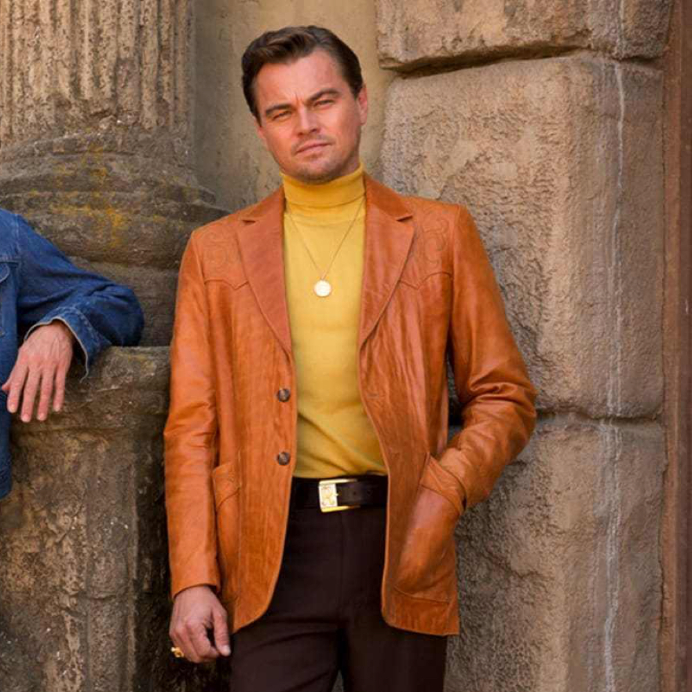Rick Dalton Costume - Once Upon a Time in Hollywood Fancy Dress - Rick Dalton Ring