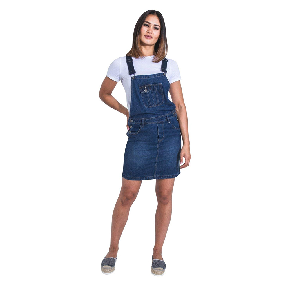 Sexy Chucky Costume - Child's Play Fancy Dress - Sexy Chucky Dungaree Dress