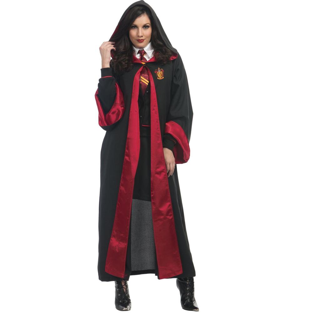 Sexy Hermoine Costume - Harry Potter Fancy Dress for Women - Sexy Heromine Cloak