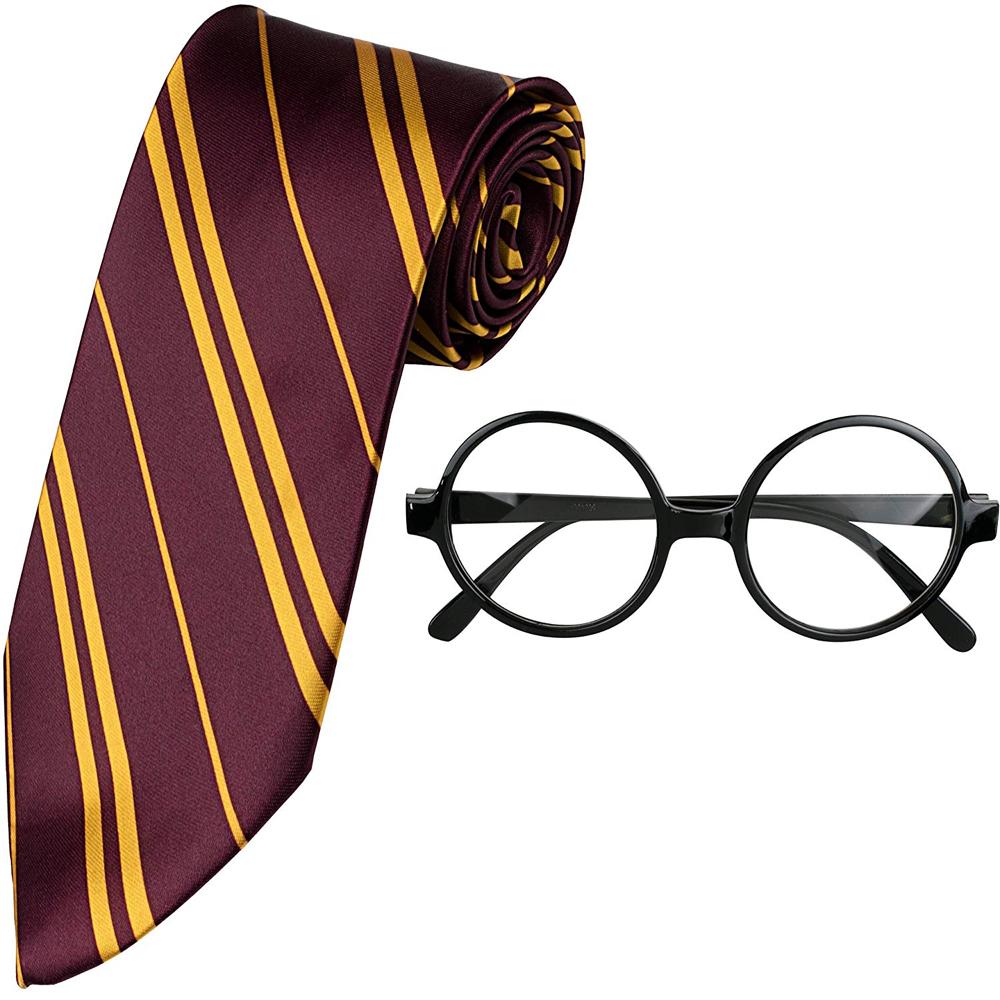 Sexy Hermoine Costume - Harry Potter Fancy Dress for Women - Sexy Heromine Necktie