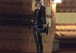 Black Canary Costume - Black Canary Fancy Dress - Black Canary Cosplay