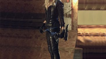 Black Canary Costume - Black Canary Fancy Dress - Black Canary Cosplay