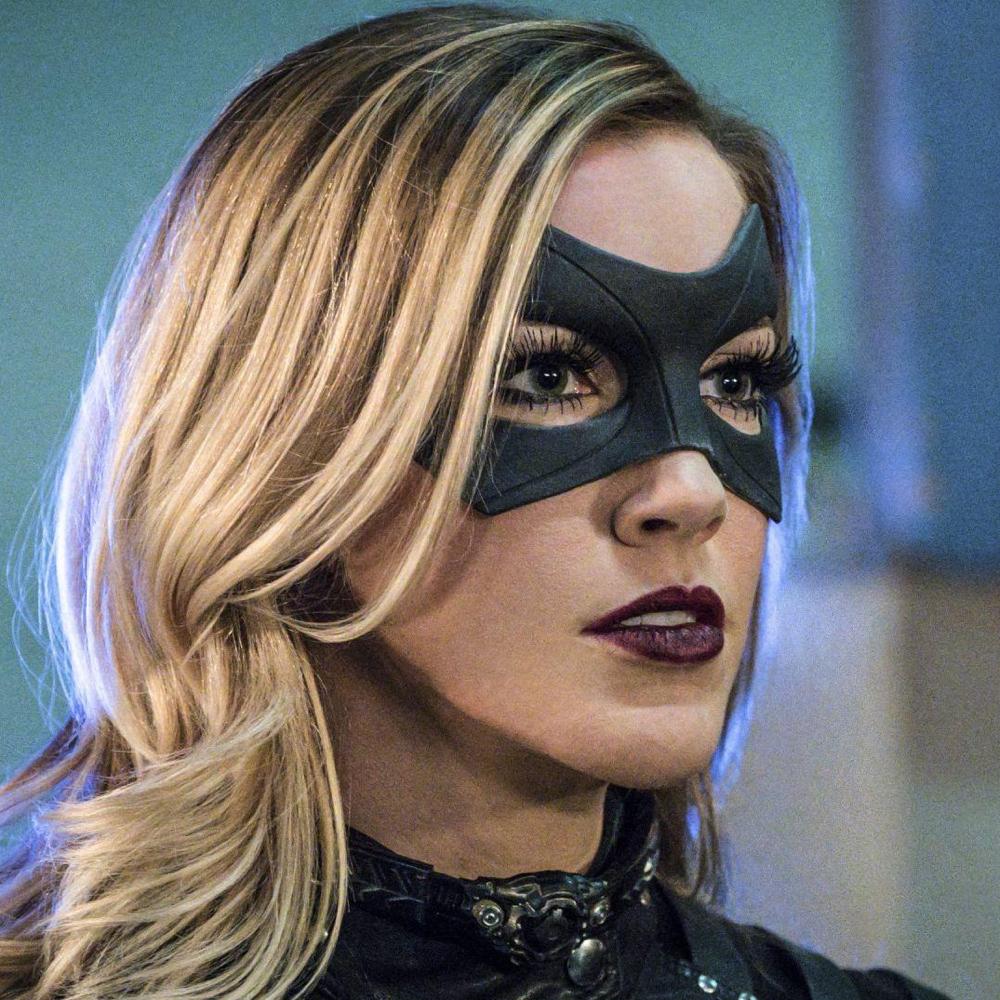 Black Canary Costume - Black Canary Fancy Dress - Black Canary Mask