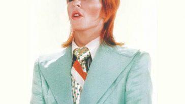 David Bowie Costume - Life on Mars Fancy Dress - David Bowie Cosplay