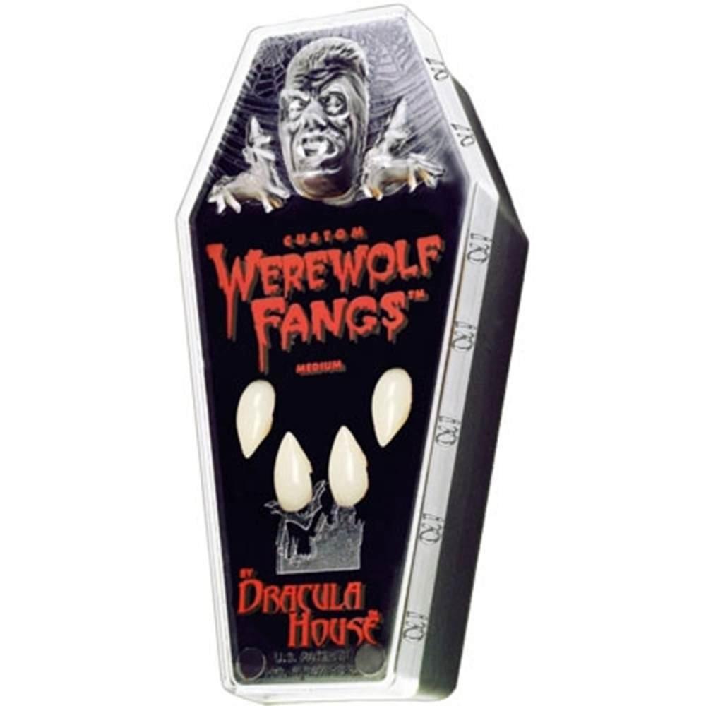 Derek Hale Costume - Teen Wolf Fancy Dress - Derek Hale Fangs