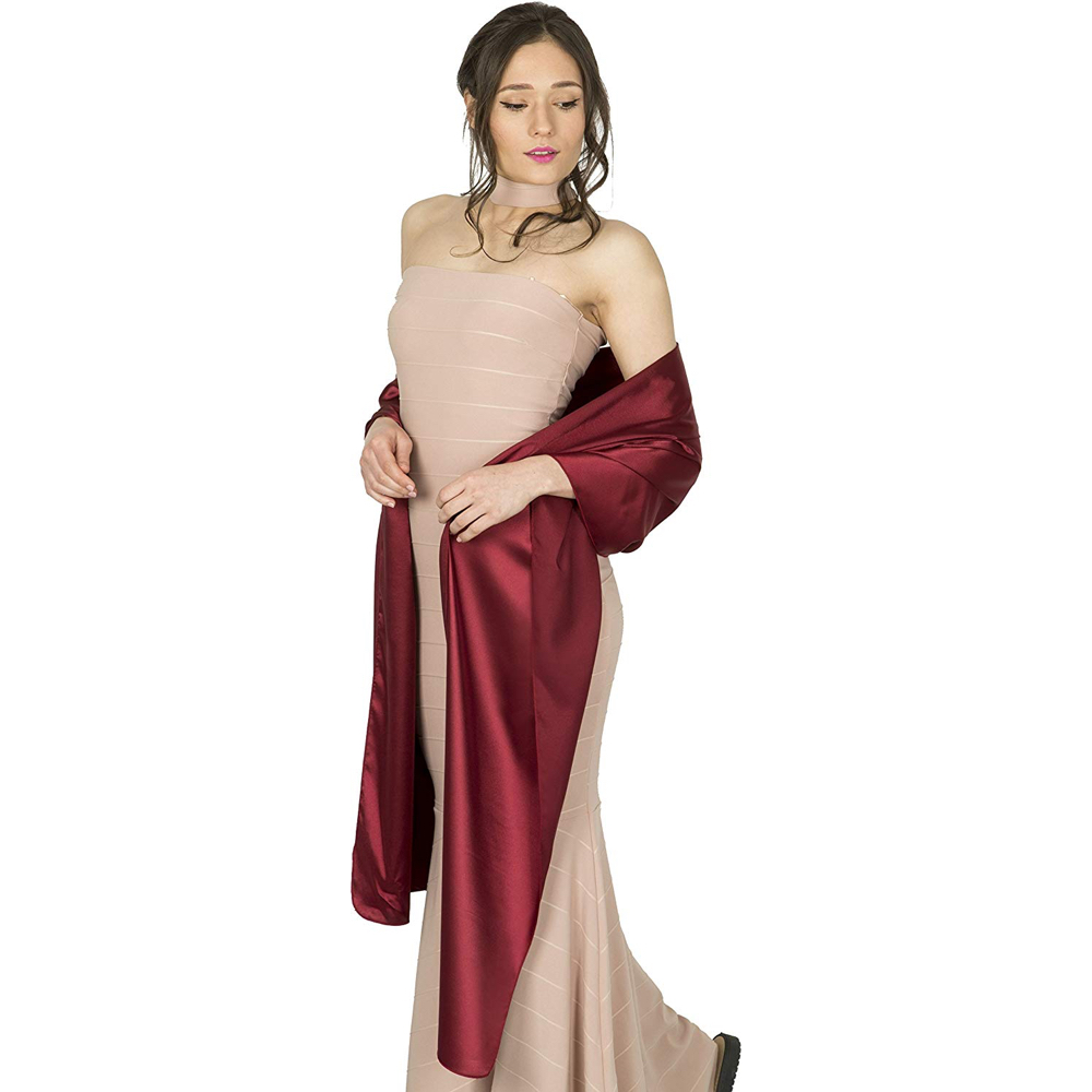 Elektra King Costume - James Bond Fancy Dress - The World is Not Enough - Bond Girl - Elektra King Shawl