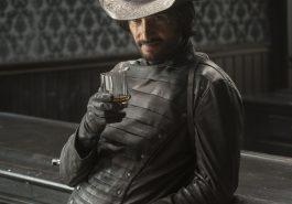 Hector Escaton Costume - Westworld Fancy Dress - Hector Escaton Cosplay