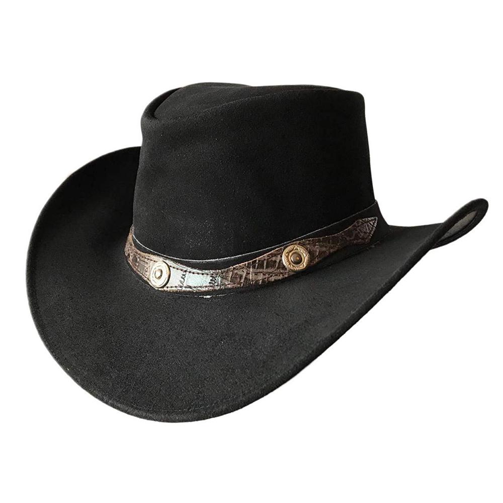 Hector Escaton Costume - Westworld Fancy Dress - Hector Escaton Hat